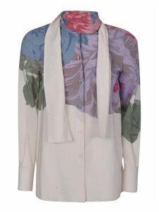 Valentino Floral Printed Shirt