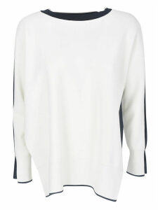 Stella McCartney Over Bicolor Sweater