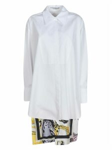 Stella McCartney Horse Printed Layered Shirt