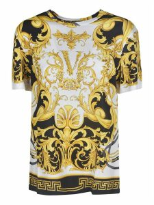 Versace All-over Printed T-shirt