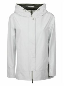 Herno Hooded Zip Jacket