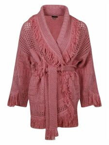 Alanui Icon Net Stitches Cardigan