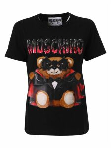 Moschino Teddy Bat Printed T-shirt