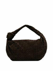 Bottega Veneta BV Jodie small shoulder bag - Brown