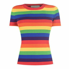 MICHAEL Michael Kors Rainbow T Shirt