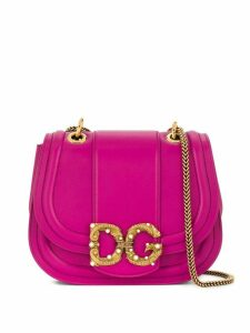 Dolce & Gabbana DG Amore shoulder bag - PURPLE