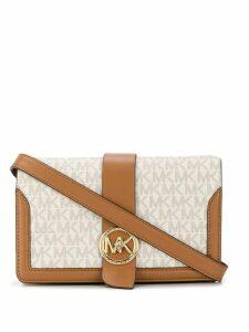 Michael Michael Kors mini shoulder bag - NEUTRALS