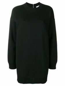 Paco Rabanne zip detail jumper - Black