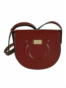 Salvatore Ferragamo Flap Crossbody Bag