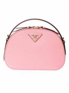 Prada Two-way Top Zip Shoulder Bag