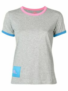 Marc Jacobs contrasting details T-shirt - Grey