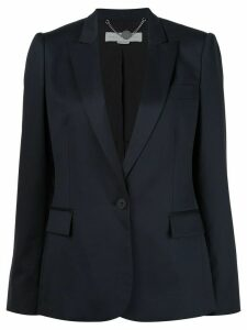 Stella McCartney Iris single-breasted blazer - Black