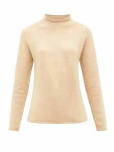 Max Mara - Kapok Sweater - Womens - Camel