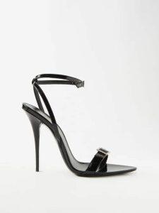 Prada - Pleated Tiered Cotton-poplin Midi Skirt - Womens - Light Blue