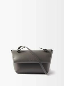 Prada - Hearts And Lip-print Silk Blouse - Womens - Blue White