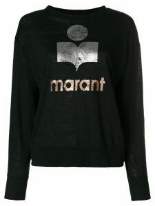 Isabel Marant Étoile Klowia long sleeve top - Black