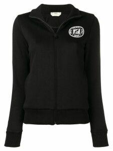 Fendi cotton jersey sweatshirt - Black