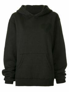 Sprwmn plain classic hoodie - Black