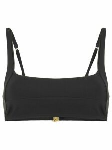 Suboo square neck top - Black