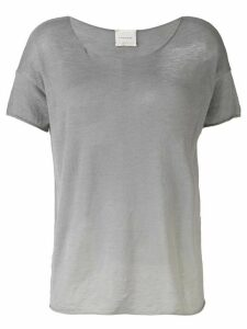 Fine Edge faded Degrade t-shirt - Grey