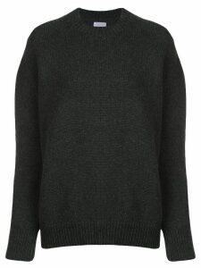 ANINE BING rosie knitted jumper - Grey