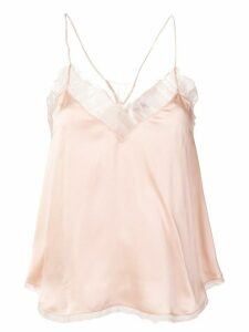 IRO nude pink camisole top - NEUTRALS