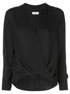 A.L.C. v-neck blouse - Black