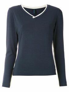 Lygia & Nanny Garça Radiosa sweatshirt - Blue