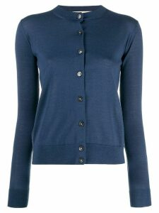 Marni round neck cardigan - Blue