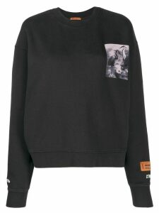 Heron Preston Sheron jumper - Black
