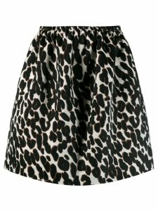 La Doublej Pouf skirt - NEUTRALS
