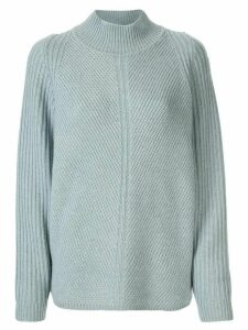 Le Kasha cashmere turtleneck jumper - Blue