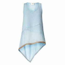 Aya Silk Amazon Georgette Silk Top