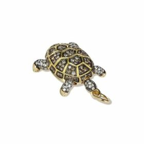 Annoushka Mythology Baby Turtle Amulet