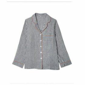 Piglet Midnight Stripe Pyjama Shirt