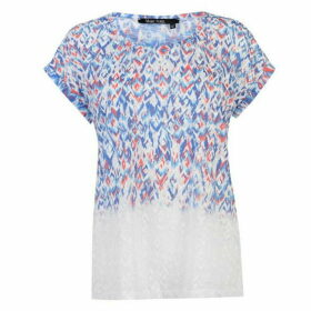 Marc Aurel Marc Boho Print T Shirt