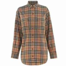 Burberry Burberry Long Sleeve Casual Shirt