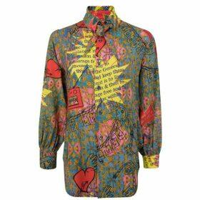 Vivienne Westwood Hals Shirt