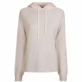 Vince Cashmere Hooded Sweatshirt