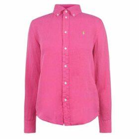 Polo Ralph Lauren Polo Relaxd LS Shirt Ld01