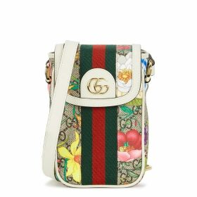 Gucci Ophidia GG Flora Cross-body Bag