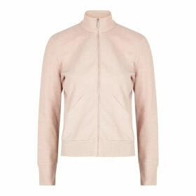 Max Mara Leisure Nebbia Blush Jersey Track Top