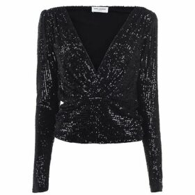 Saint Laurent Saint Sequin Top Ld02