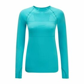 Tribe Sports Tribe Sports Engineered Long Sleeve Top - Fresh Aqua