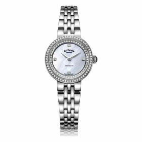 Rotary Watches Stainless Steel Kensington Ladies