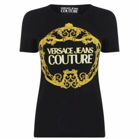 Versace Jeans Couture Logo T Shirt