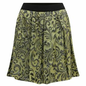 Kith & Kin - Flare Brocade Skirt