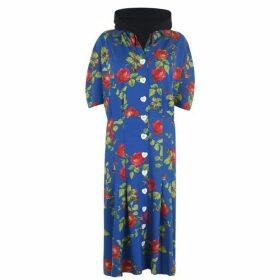 Vetements Hooded Dress