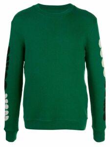 The Elder Statesman Lose Some fine knit jumper - Green