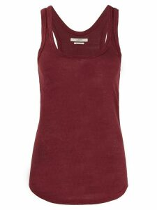 Isabel Marant Étoile slim-fit tank top - Red